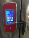 Horno racional de Combi del indicador digital de las bandejas del equipo 6 de la cocina eléctrico
