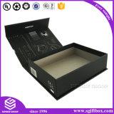 Оптовая бумажная малая плоская складывая коробка подарка