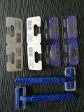 Empaquetadora de la maquinilla de afeitar con la ampolla de la dimensión de una variable del PVC