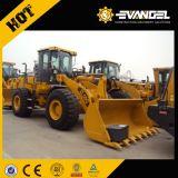 5 cargador de la rueda del cargador Zl50gn de la rueda de la tonelada Xcm para la venta