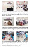 China-reizvolle blaue lange Großhandelshülse plus Größen-Wäsche