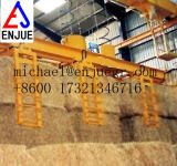 Encavateur mécanique hydraulique électrique mécanique de paille