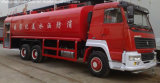 25000 L Sinotruk 6X4 트럭 25 톤 물 트럭 고품질 물 화재 싸움
