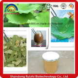 Extrait d'extrait de plantes naturelles Extraction de plantes à feuilles de Lotus extrait de Nuciferine