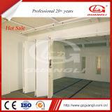De professionele het Schilderen van de Nevel van Guangli van de Fabrikant Elektrostatische Lijn van de Deklaag van het Poeder van de Lijn Automatische (gl-L1)
