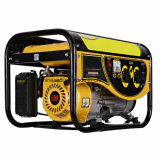 Generatore manuale della benzina di Lonfa 2.5kVA 168f-1 6.5HP