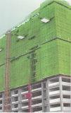 Сетка пластмассы пользы /Building сети безопасности конструкции/сети безопасности лесов