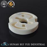 Alumina van het zirconiumdioxyde hardde Ceramisch Deel met Weerstand Op hoge temperatuur