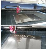 Гравировка и автомат для резки лазера СО2 CNC 150W для MDF древесины нержавеющей стали для сбывания