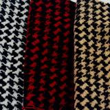 Schwalben-Rasterfeld-Gewebe für Umhüllung, Kleid-Gewebe, Textilgewebe, kleidend