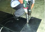 PVC/HDPEの溶接機のプラスチック押出機の溶接銃