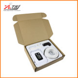 Trabajo móvil del aumentador de presión de la señal del teléfono celular del repetidor 1800MHz de la señal de DCS para 2g 4G