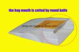 Sacco di carta tagliente della parte inferiore piana di V che fa macchina