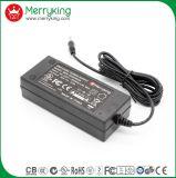 CE RoHS de la venta caliente 12V 12A 144W LCD portátil Transformar adaptador de alimentación LED