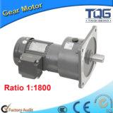 高いトルク低速220V ACによって連動させられるモーター比率の1:250 - 1: 1800の垂直土台