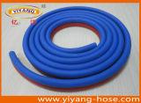 Tubo flessibile doppio flessibile di alta qualità del PVC della saldatrice