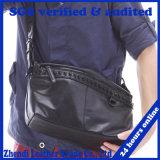 高品質の方法最も新しい卸し売りリベットのショルダー・バッグ袋