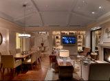 천장을 정지한다 주조 알루미늄 8 인치 50W 옥수수 속 LED Downlight를 내재하십시오