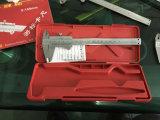 Caixa de aço inoxidável / Aço Mono-Block compasso vernier