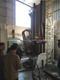 800kw SCR moyenne fréquence le trempage par induction de la machine outil CNC pour 2M Rouleaux de travail
