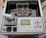 Tester dell'olio del trasformatore, tester dell'olio isolante di Bdv, tester di tensione di ripartizione dell'olio