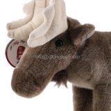 Het zachte Stuk speelgoed van de Herten Emulational van de Pluche Dierlijke