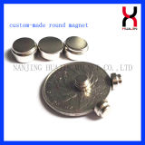 Cusrtom Größen-unregelmäßige Form-permanente gesinterte Magneten