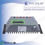 Новый регулятор 50A обязанности панели солнечных батарей батареи с USB