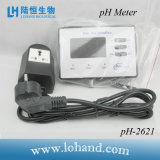 Contrôleur numérique en ligne prix d'usine pH pH-mètre (pH-2621)