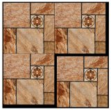 Brown Color Ceramic Floor Tiles, Floor Tiles para Outdoor Square