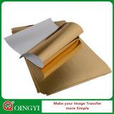 Золото серебро горячие тиснение фольгой для одежды