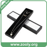 Joyería de papel caja de regalo de papel / cartón pulsera collar de la caja / caja de reloj