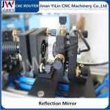 Máquina de grabado del laser del CNC 9060 para el papel plástico de acrílico del MDF de madera