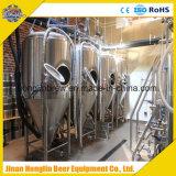 販売200L 500L 1000LのグリコールのJacketed円錐発酵槽