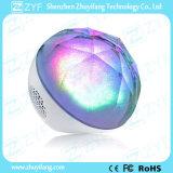 リモート・コントロールのカラーLED球のBluetoothのスピーカー(ZYF3060)