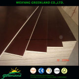 12-18mmmm Brown Film finger joint Core Film enfrenta la madera contrachapada
