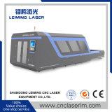 Grande tagliatrice del laser della fibra Lm4020h3 con il coperchio completo