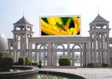 영상 발광 다이오드 표시를 광고하는 옥외 P10 풀 컬러