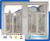 Einzelnes Schwingen-Aluminiumneigung-Flügelfenster-Markise Windows