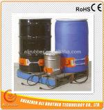 calefator do cilindro do silicone da indicação digital de 125*1740*1.5mm