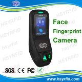 Cara y el control de acceso de huella dactilar y la hora de la asistencia con SDK