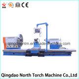 China Grande Tornos CNC horizontal para girar os cilindros pesados (CG61200)