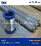 Сплетенная нержавеющей сталью сетка фильтра провода