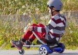 Международное регулируемое сиденье Hoverkart пакгауза штоков преобразовывает ваше Hoverboard в усаживать, идет Kart
