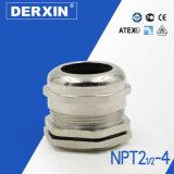 NPT2½ - NPT4 Manufacturer Direct Supply Large dia. meter of Metal Cable Gland