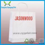 中国の木炭卸売のためのカスタムクラフト紙袋