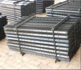 까만 가연 광물은 Australia/1650mm 담 포스트를 위한 Y 별 말뚝을 입혔다