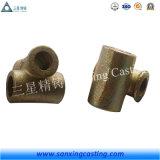 Piezas calientes del automóvil y del equipo de la pieza de acero fundido de carbón de la galvanización
