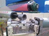 Gl-500eは粘着テープ機械を作る配達ジャンボロールの絶食する