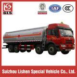 10 Tires를 가진 8X4 Dongfeng 27cbm Fuel Tank Truck